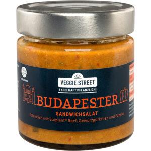 Budapester, crema per Sandwich 150 gr