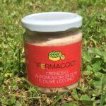 Cremoso Pomodori Secchi E Olive Leccino 180g Barattolo