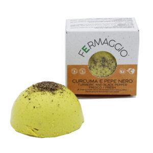 FERMAGGIO FRESCO CURCUMA E PEPE 90 g