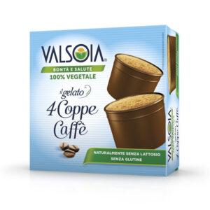 GELATO IN COPPA AL CAFFE' 4 PZ