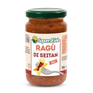 RAGU' DI SEITAN BIO 190 gr