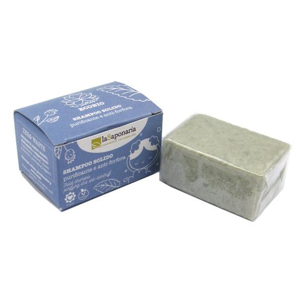 Shampoo solido antiforfora