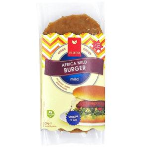 africa mild burger
