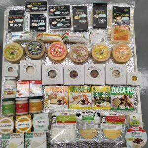 Selezione dei migliori veg formaggi