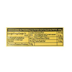 Barretta energetica di banane e granella di Cacao BIO 28 gr