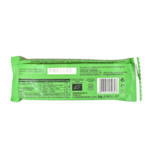 Barretta energetica di fichi nocciole e cioccolato BIO 28 gr