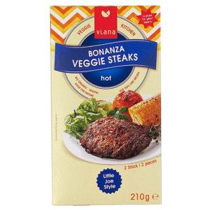 bonanza veggie steaks