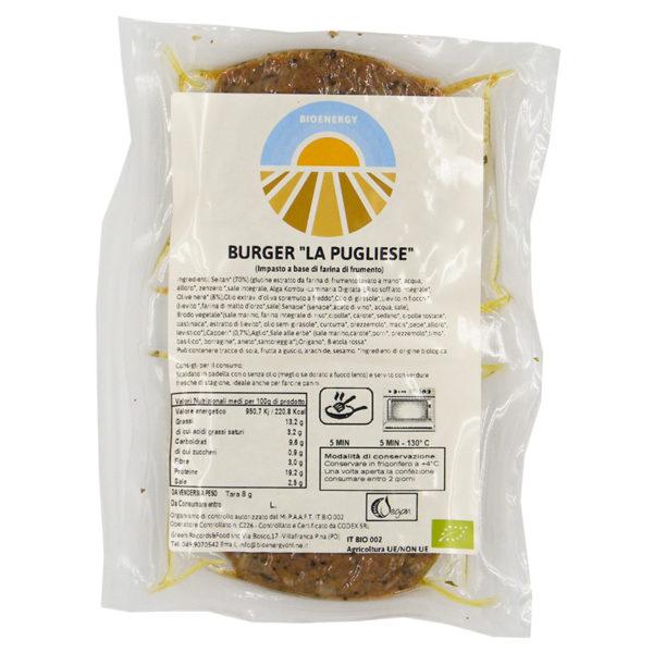 "Burger ""La Pugliese"" Bioenergy"