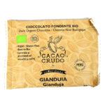 cacao crudo cioccolato fondente gianduia A