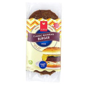 classic bavarian burger
