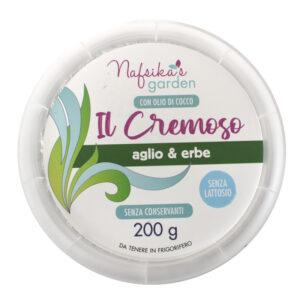 CREMOSO AGLIO E ERBE 200 gr