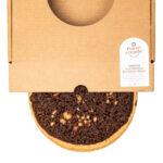 Crostata Veg di Farro monococco con gianduia