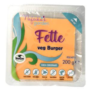 FETTE VEG BURGER 200 gr
