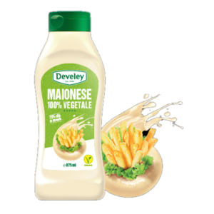 MAIONESE SENZA UOVA 875 ml