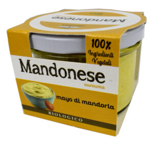 MANDONESE ALLA CURCUMA BIO 180g