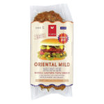 oriental mild burger