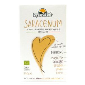 Saracenum germe di grano saraceno bio