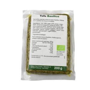 TAIFUN TOFU BASILICO 200 gr