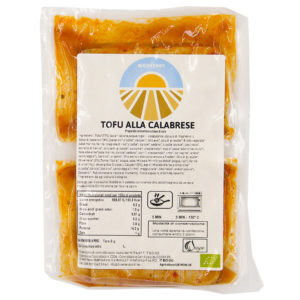 Tofu alla calabrese Bioenergy