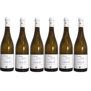 UNICÒ - BIANCO MINUTOLO IGP BIO 75cl bauletto 6 bottiglie