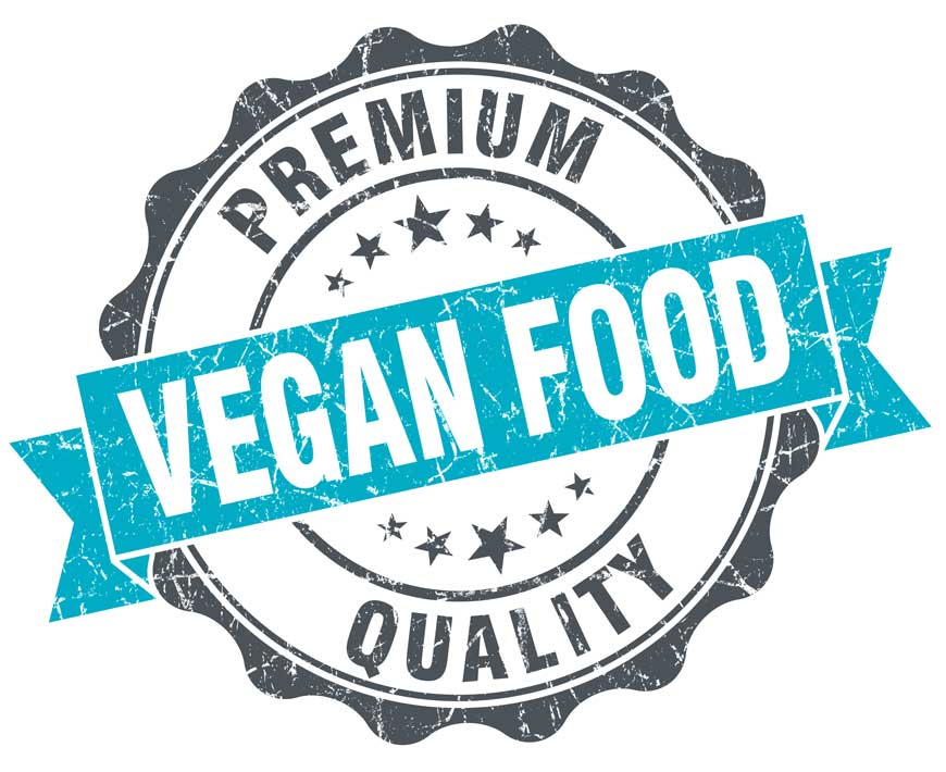 Fidelity Card: top quality vegan food