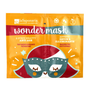 WONDERMASK BEAUTY ANTI AGE 2 STEPS 8+5 ml